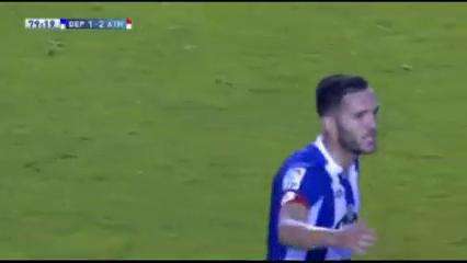 Deportivo La Coruña 2-2 Athletic Club - Golo de Aduriz (63min)