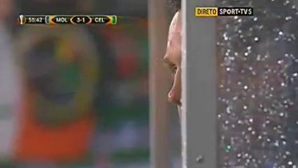 Molde 3-1 Celtic - Golo de M. Elyounoussi (56min)