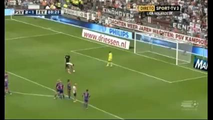Resumo: PSV 3-1 Feyenoord (30 Agosto 2015)