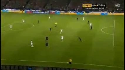 Resumo: Scotland 2-3 Germany (7 Setembro 2015)