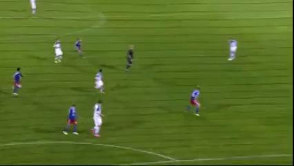 Liechtenstein 0-7 Russia - Golo de A. Dzyuba (21min)