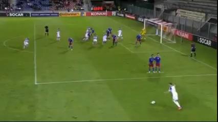 Liechtenstein 0-7 Russia - Golo de F. Smolov (77min)