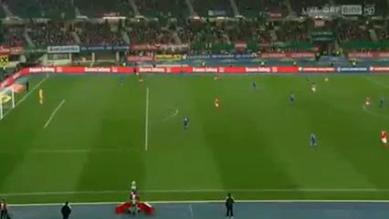 Austria 3-0 Liechtenstein - Golo de M. Janko (54min)