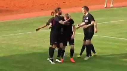 Spartaks 4-1 BFC Daugavpils - Goal by E. Gauračs (47')