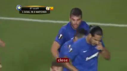 Resumen: APOEL 2-1 Asteras (22 octubre 2015)