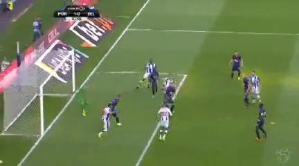 Porto 3-0 Belenenses - Golo de Danilo Pereira (37min)