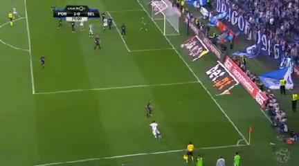 Porto 3-0 Belenenses - Golo de Tiquinho (70min)