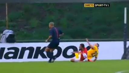 Sporting Braga 2-2 Sion - Golo de Josué (27min)