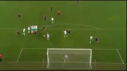 Basel 2-1 Saint-Étienne - Golo de L. Zuffi (15min)