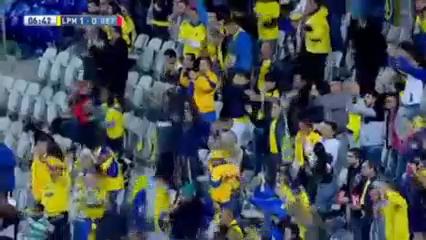 Las Palmas 4-0 Getafe - Golo de Willian José (7min)