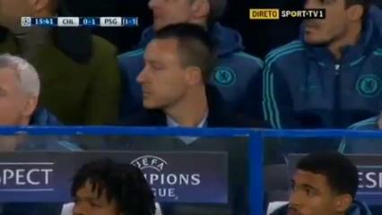 Chelsea 1-2 PSG - Golo de A. Rabiot (16min)