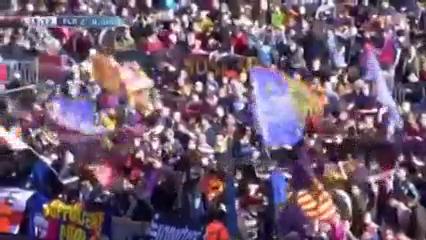 Barcelona 6-0 Getafe - Golo de Munir (19min)