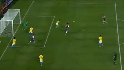 Paraguay 2-2 Brazil - Golo de D. Lezcano (40min)