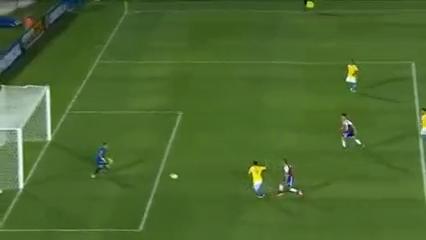 Paraguay 2-2 Brazil - Golo de Ricardo Oliveira (79min)