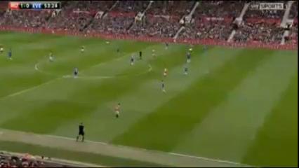 Manchester United 1-0 Everton - Golo de A. Martial (54min)