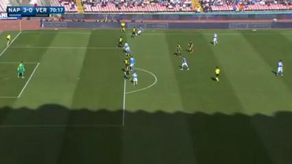 Napoli 3-0 Hellas Verona - Golo de José Callejón (70min)