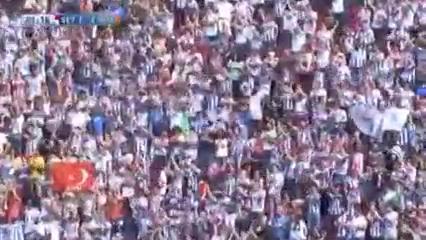 Sevilla 1-1 Deportivo La Coruña - Golo de Oriol Riera (81min)