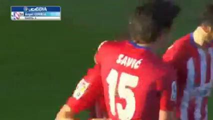 Atlético Madrid 3-0 Granada - Golo de Á. Correa (83min)
