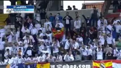 Rayo Vallecano 2-3 Real Madrid - Golo de G. Bale (81min)