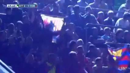 Real Betis 0-2 Barcelona - Golo de I. Rakitić (50min)