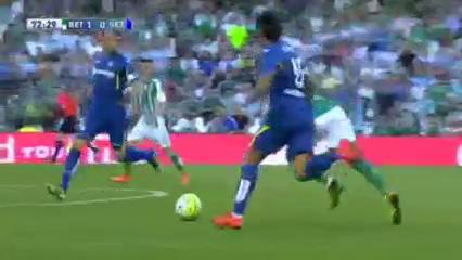 Real Betis 2-1 Getafe - Golo de Rubén Castro (73min)