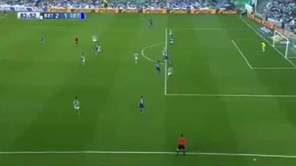 Real Betis 2-1 Getafe - Golo de Álvaro Medrán (84min)
