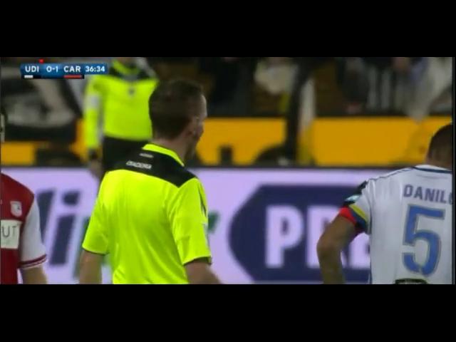 Porto 6-1 Paços de Ferreira - Golo de Felipe (18min)