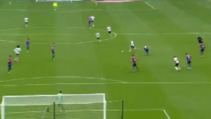 Crystal Palace 1-1 Manchester United - Golo de Mata (81min)