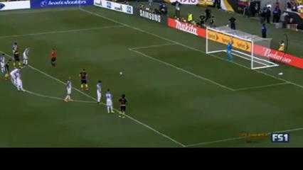 United States 0-2 Colombia - Golo de J. Rodríguez (42min)