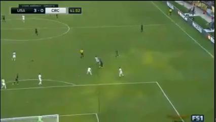 United States 4-0 Costa Rica - Golo de B. Wood (42min)