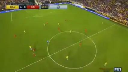 Brazil 7-1 Haiti - Golo de Gabriel (59min)