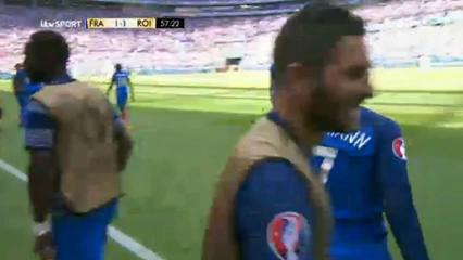 France 2-1 Republic of Ireland - Golo de A. Griezmann (57min)