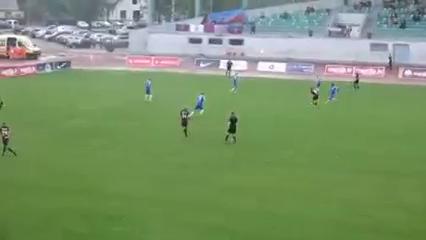 Jelgava 2-0 Rīgas FS - Goal by A. Osipovs (84')