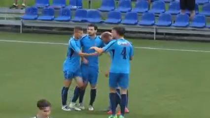 Metta/LU 1-1 Riga - Goal by O. Laizāns (57')