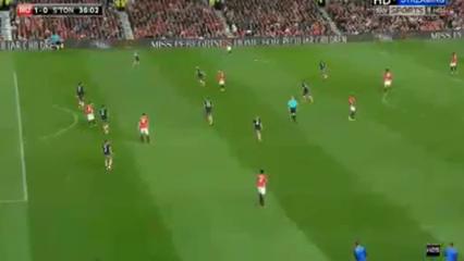 Manchester United 2-0 Southampton - Golo de Z. Ibrahimović (36min)