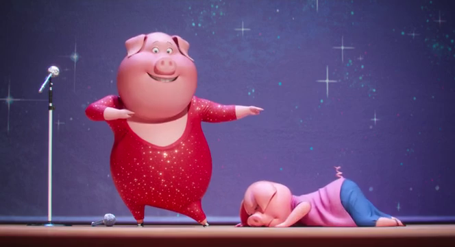 Énekelj! (Sing), amerikai animációs film, 107 perc
