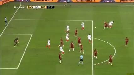 Англия - Россия 1:1 видео