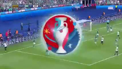 Северная Ирландия - Германия 0:1 видео