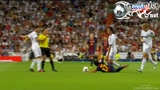 Real 2-1 Barcelona 1st Highlights