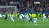 BARCELONE 1-1 REAL  L. Messi 31'