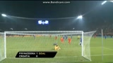 Macedonia vs Croatia 1:0 Ibraimi