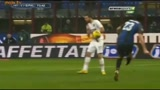 Inter Milan vs Palermo 1:0 Garcia own goal