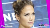 Jennifer Lopez Takes Daughter To Fashion Show