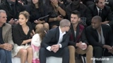 JLo brings daughter to Fashion Show