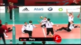 Men's Sitting volleyball GErmany vs Morocco(2