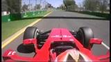 Kimi Raikkonen - Melbourne FP1 (Onboard)