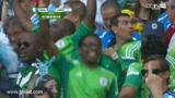 Nigeria 1Goal vs Argentina