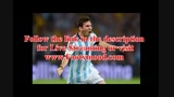 Argentina vs Switzerland Live Streaming