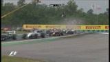 F1 Magyar GP Start