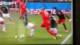 Arjen Robben, Hollandia-Mexikó nyolcaddöntő